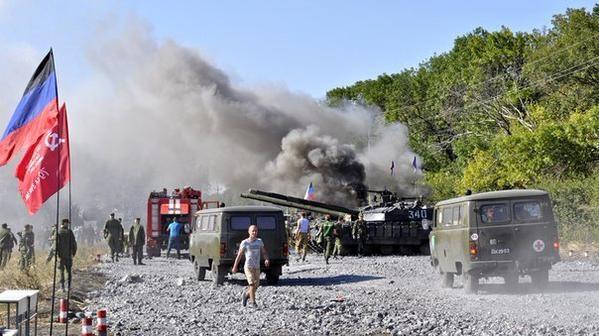 """Погибшая в танке под Торезом девочка была дочкой одного из командиров боевиков, - """"Сегодня"""" - Цензор.НЕТ 4188"""