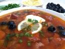 Солянка сборная мясная - самая вкусная (очень простой рецепт!) soup