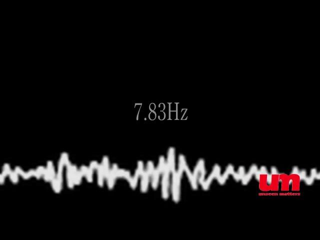 Резонанс Шумана 7 83Hz