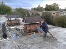 Ремонт крыши дома своими руками. Ризолин - Кровельный материал.