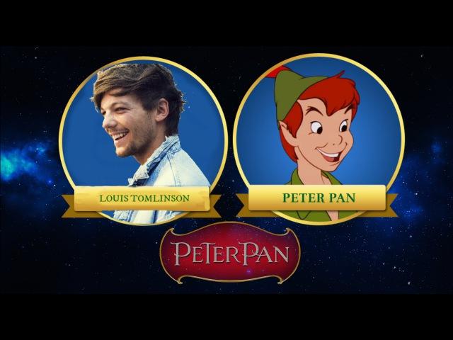 Louis Tomlinson || Neverland (Ft. Peter Pan)