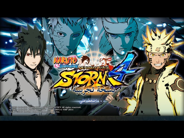 Обзор для занятых Naruto Shippuden Ultimate Ninja Storm 4