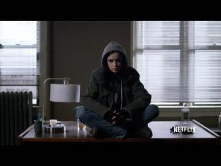 Джессика Джонс / Jessica Jones (2015) Русский трейлер (Сезон 1)