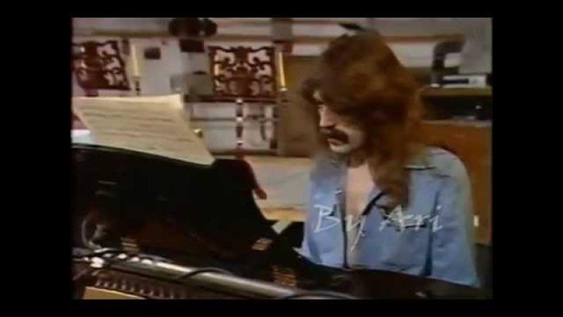 Jon Lord, Eberhard Schoener, Glenn Hughes David Coverdale, perform Mozart in June 1974