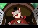 矢吹 公郎 はいたネコ 80日間世界一周 Кругосветное путешествие кота в сапогах 1976