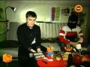 Война между антифа и нацистами - Репортерские истории на Ren TV 20.04.08