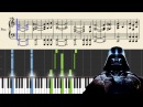 Star Wars: The Force Awakens - Piano Tutorial Sheets