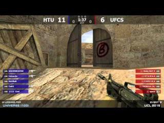 //UCL 2015// HTU -vs- UFCS