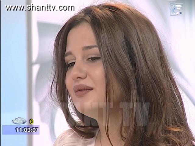 Aravot Shantum - замена героини Арины в сериале Urishi Hogin