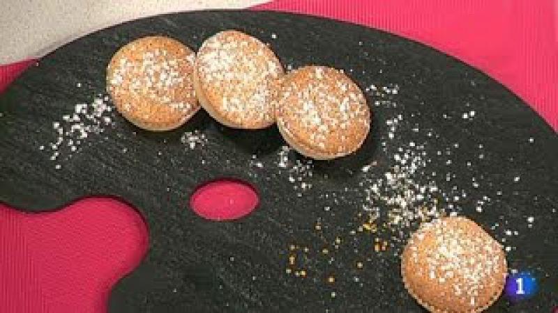 Escuela de pastelería - Tartaletas de almendra