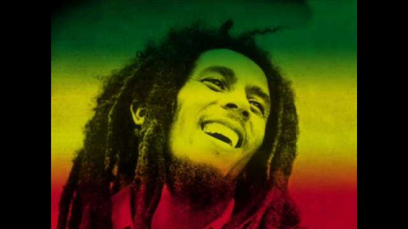 Bob Marley Positive Vibration