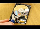 How to recover data from a hard drive (stuck heads: buzzing, clicking, etc)