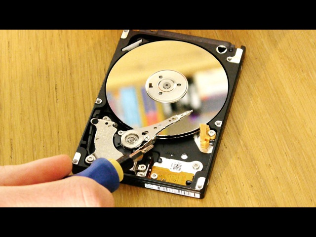 How to recover data from a hard drive (stuck heads buzzing, clicking, etc)