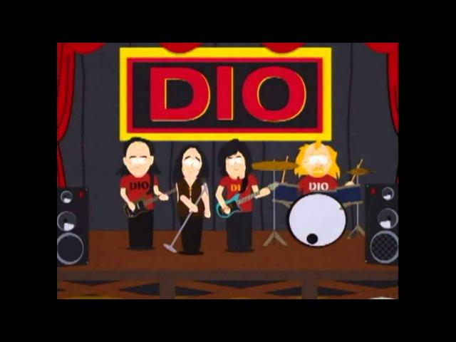 Dio - Holy Diver [South park]