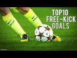 Lionel Messi ● TOP 10 ● Free-Kick Goals Ever ● 2008-2016 HD