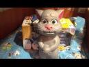Интерактивная игрушка «Говорящий Кот Том»