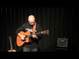 Hey Joe - Jimi Hendrix (acoustic fingerstyle) Martin OMC Jacques Stotzem
