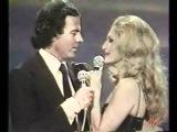 Dalida e Julio Iglesias La vie en rose