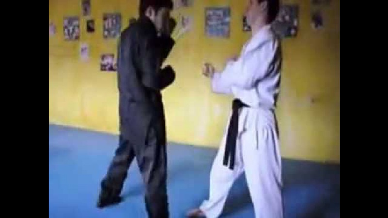 Speed in fight like bruce lee(Vladimir Iashvili)