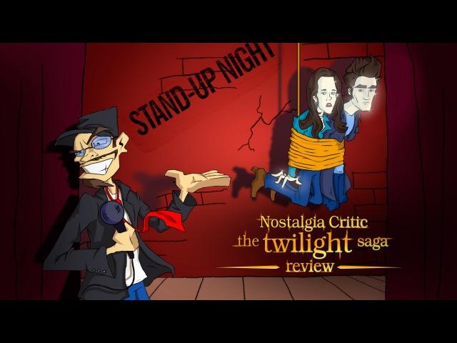 Ностальгирующий Критик - Сумерки. Сага. Рассвет. Часть 2 | Twilight Breaking Dawn Part 2 (rus vo)