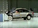 Crash Test 2004 - 2009 Volvo S40 Frontal Offset IIHS