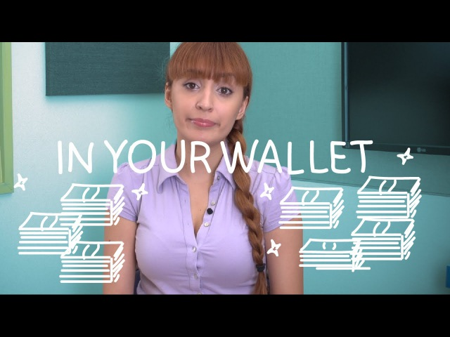 Weekly Portuguese Words with Jade - In Your Wallet