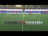 Юношеская Лига УЕФА. Минск - Вииторул 2-2 Обзор матча