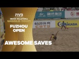 Еще один отличный момент из матча за 3 место у мужчин на #Fuzhou Open