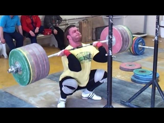 Dmitry Klokov - Olympic Weightlifting Motivation - 2016