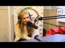 Ірина Федишин в День Св.Валентина розповіла слухачам Люкс FM