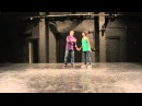Fun Intermediate Lindy Hop Moves (Frankie Manning I'm Sorry, Dawn Hampton Stare, Jig Kicks)