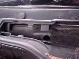 Чистка и защита дренажных отверстий Rover 75MG ZT