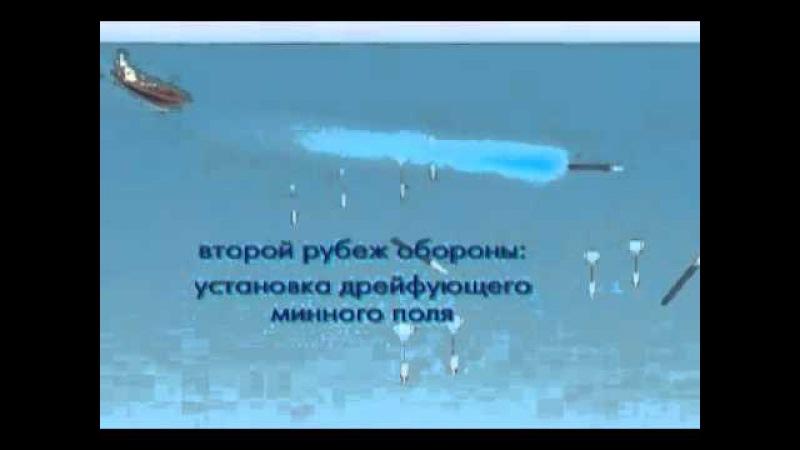 Реактивный комплекс противоторпедной защиты Удав-1М