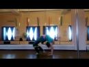 Милая гимнастка Катя! Ученица Студия Anix Dance!