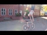 Невеоятные трюки на велосипедах