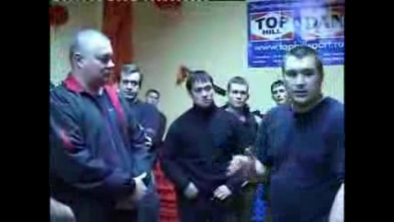 Коля(ВДВ)Уличный бокс