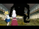 [AniDub] Fairy Tail / Хвост Феи / Фейри Тейл. Эпизод 2 - Огненный дракон, обезьяна и бык. [Anсord]