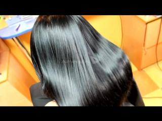 Pure Brazilian лучший кератин для ваших волос , до и после