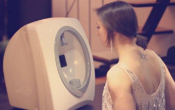 3D-принтер для макияжа