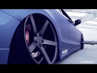 Vossen VVSCV3 Matte Graphite Wheels on Honda Accord