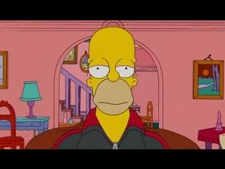 Жизнь Гомера Симпсона за 2 минуты с нуля