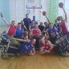 Баскетбол на колясках в г.Тюмень