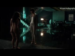 Шивани Гаи (Shivani Ghai) голая в сериале Доминион (Dominion, 2014-2015) - Сезон 2 - Серия 11 (s02e11)