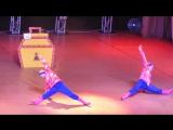 Конкурс в  г. Енакиево . танец
