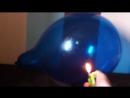 Tight Blue Crystal Tesco Balloon Lighter Pop