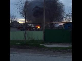 взрыв в Кизляре АЗС