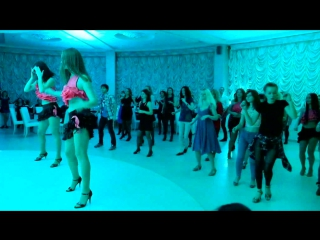 14.11.2015 / Туран /  ДР 6 лет / Salsa- rika / анимация