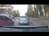 Голубь спровоцировал массовую аварию в Ростове 2015 10 23