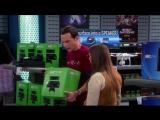 Шелдон выбирает между PS4 и Xbox One (Нарезка, Кураж-Бамбей). Теория большого взрыва