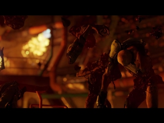 DOOM 4 - E3 2016 Gameplay Trailer (PEGI)